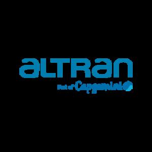 Logo de altran