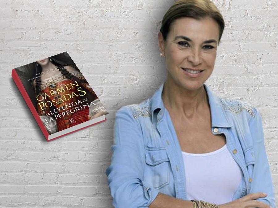 Rencontre avec Carmen Posadas